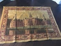 Castle tapestry large 73x52 Haymarket, 20169