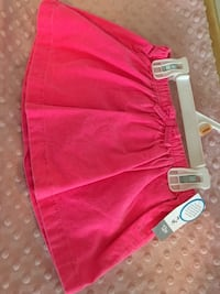 Brand New Carter's Girls Skirt (12mo.)