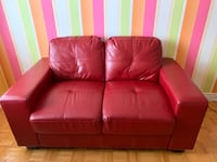 Leather couch  Vaughan, L4L 8X6