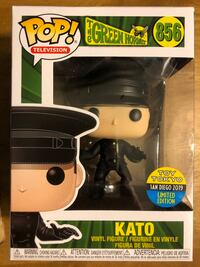 Kato Funko POP! SDCC North Potomac, 20878