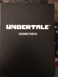 Undertale CD Official SoundTrack Crystal, 55427