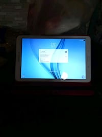 Samsung tablet and protective casing