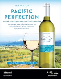 """LIMITED EDITION WINE MAKING KIT """"PACIFICA"""" London, N6J 4G3"""