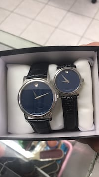 Movado new watch both $150 on sale Calgary, T2B 3G1