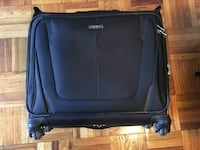 Samsonite Rolling Garment Bag (Four-Wheeled, Black) Arlington, 22209