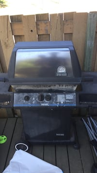 black and gray gas grill St Albert, T8N 2J3