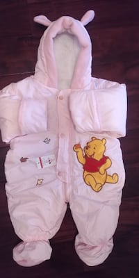 Brand New Snow Suit 6-12m
