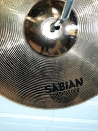 "Sabian 18"" crash Chicago, 60626"