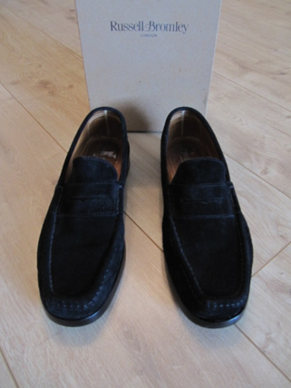 542b29e2961 Used Russell   Bromley Mens Suede Loafers for sale in Southall - letgo