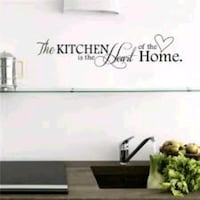 Kitchen wall sticker  Surrey
