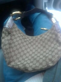 white and blue Gucci leather hobo bag Johnson City, 37601