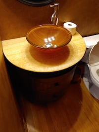 Vessel bowl sink and vanity Council Bluffs, 51501