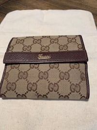Authentic Gucci wallet Mississauga, L5L