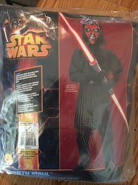 Star wars Darth Maul costume pack Westville, 46391