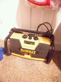 yellow and black DeWalt power tool Des Moines, 50315
