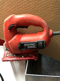 Black and decker jigsaw corded
