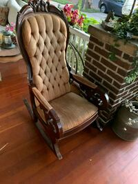 Vintage Rocking Chair