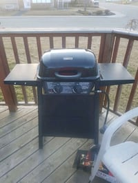 black and gray gas grill Edmonton, T5A