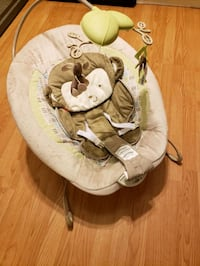 Fisher price monkey bouncy chair  Portsmouth, 23703