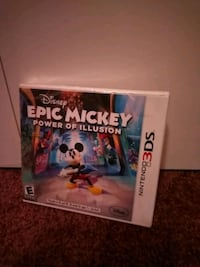 """New! Nintendo 3DS game. """"Epic Mickey"""". Eugene, 97402"""