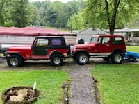 Jeep - CJ - 1979 Saint Albans, 25177