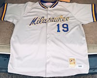 Mitchell & Ness Milwaukee Brewers Robin Yount (1988) Jersey Sz 56 - $50 Knoxville, 37912