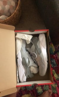 Nike huaraches gray  size 12 used with box Fairfax, 22030