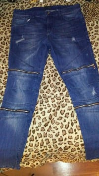 New mens ZaraMan jeans 34x32 $40 Winnipeg, R3T 3X8