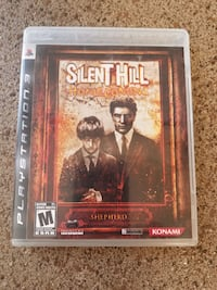 Silent Hill Homecoming PS3 game Boise