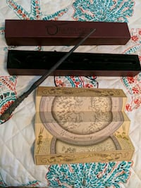 Harry Potter wand Clayton, 27527