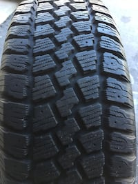 Wantr tire set and rims good condition and size215/60/R/16 Brampton, L6R 3M6