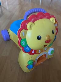 Baby Walker and ride on musical toy  Rosemead, 91770