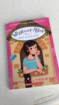 Book whatever after bad hair day  Wadsworth, 44281