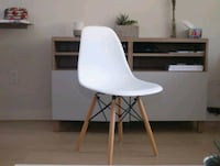 2  Eiffel Chairs designed by Charles Eames Vancouver, V6E 1N9