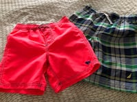 2 Swimming shorts size 6/7 Montreal, H1J 1G2