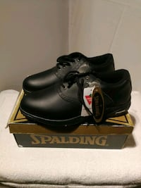Men's Golf Shoes - Spalding size 7