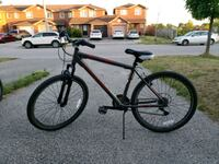 black and white hardtail mountain bike Barrie, L4M 6Z8