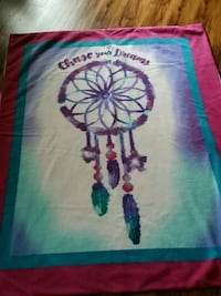 2 sided dream catcher blanket Dunnellon, 34432