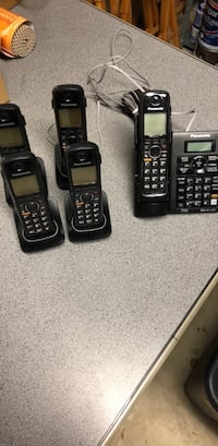 cordless phone set (barely used!) Westerville, 43082