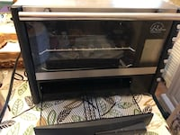 Wolfgang Puck black and gray conventional oven Havertown, 19083