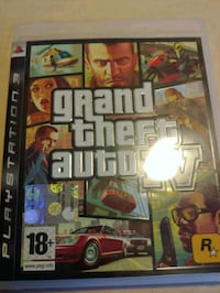 Grand theft auto 4 ps3 Paderno Dugnano, 20037