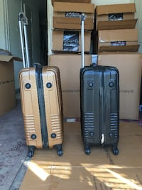Brand New Luggage Hardcover suitcases 551 km