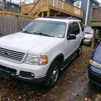 2003 Ford Explorer XLT 4.0 Washington