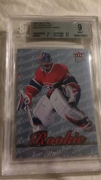 Carey price rookie  Niagara Falls, L2G 1G7