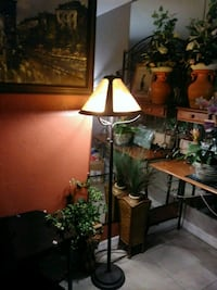 Metal Floor Lamp and Shade Fort Myers, 33919