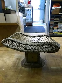 Vintage Wicker Baby Scale Rochester, 14608