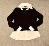 B&W Le Chateau Sweater - Size Large Calgary, T3P 0N3