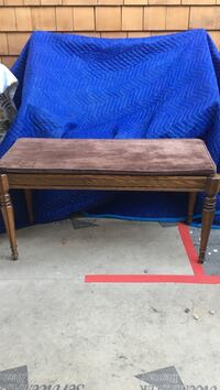Piano bench , solid and clean Alameda, 94501