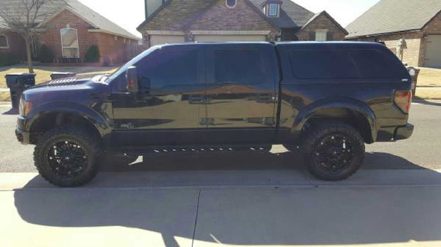Ford Raptor Inside >> Used ARE Camper shell Ford F150/Raptor Tuxedo Black in Yukon