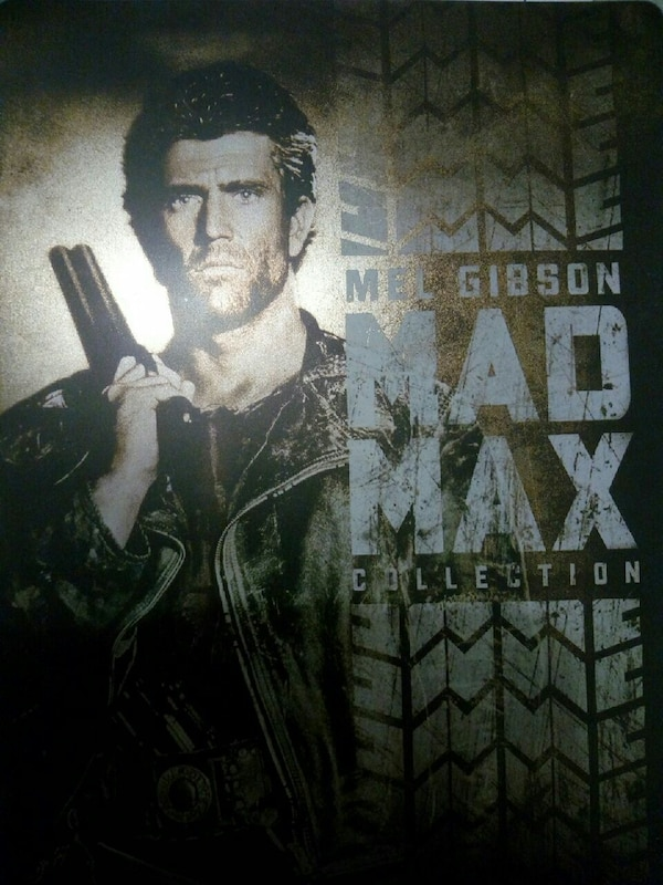 Mel Gibson collection Mad Max